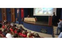 TRAC'tan Tire'de afet durumlarında yapılması gerekenler hakkında iletişim semineri