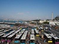İstanbul'da 29 Ekim'de toplu taşıma ücretsiz
