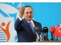"""Dışişleri Bakanı Çavuşoğlu: """"FETÖ terör örgütünün merkezi şuanda ABD'de"""""""