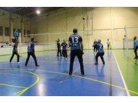 Elazığ'da Mehmet Akif İnan anısına voleybol turnuvası