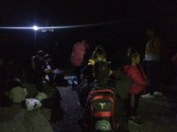 126 düzensiz göçmen yakalandı, 10 organizatör şüphelisi gözaltında