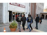 Isparta'da aranan 35 şahıs yakalandı