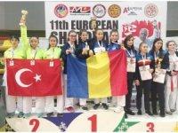 Tavşanlı Karate Kulübü Avrupa'dan madalyalar ile döndü