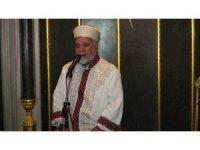 Mescid-i Aksa'da imamlık yapan Abdülkerim Zorba Sakarya'da namaz kıldırdı