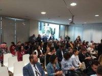 Gaziantep'te, 1'inci uluslararası oyun kongresi toplandı