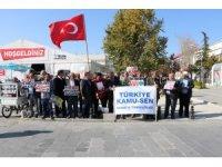 Türkiye Kamu-Sen Niğde İl Temsilcisi Adnan Özer: