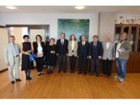 Büyükelçisi Janjgava Düzce Üniversitesi'ni ziyaret etti