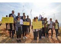 GAÜN'den Geleceğe Nefes Kampanyası'na 411 fidan daha