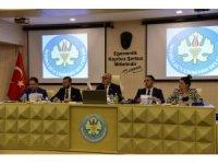 Manisa Büyükşehir Belediyesinin logosu tescillenecek