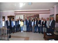 CHP Genel Başkan Yardımcısı Yıldırım Kaya'dan Başkan Tokat'a Ziyaret