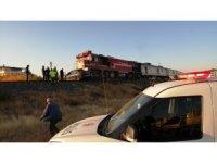 Elazığ'daki tren kazasında yaralanan 2 kişi hayatını kaybetti