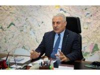 Burdur'da 238 bin 210 dekar tarım arazisi sulandı