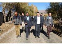 Varto Kaymakamı Avcı'dan köy ziyareti