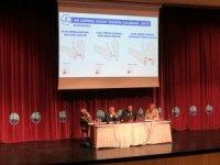 Büyükçekmece'de deprem paneli düzenlendi