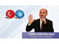 """Türk Eğitim-Sen Genel Başkanı Geylan: """"MEB yarı yıl tatilinde 60 bin atama yapılacağının müjdesini vermelidir"""""""