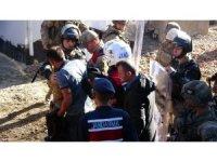Trabzon'da yaylada olaylı yıkım