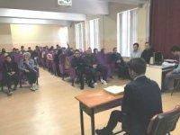 Hisarcık ÇPL'de Mevlid-i Nebi programı