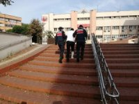 Kastamonu'daki cezaevinden kaçtı, jandarma kıskıvrak yakaladı