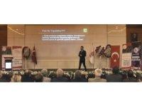 """""""Medya okuryazarlığı ve internet bağımlılığı"""" semineri yapıldı"""