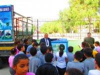 Çiğli Belediyesinden okullarda 'Çevre ve Atık Yönetimi' eğitimi