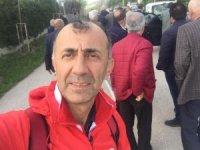 Zeytin ağacından düşen Yürüyüş Milli Takımı Antrenörü Tatar'ın sağlık durumunun kritik olduğu öğrenildi
