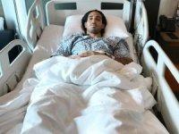 Levent Gülen ameliyat oldu