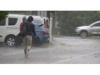 Çanakkale'ye sağanak yağış geliyor