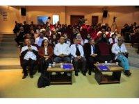 """Van YYÜ'de """"Türkiye'de Bilim, Bilimsel Araştırmalar ve Geleceği"""" konferansı"""