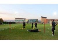 İM Kayserispor'da Sivasspor hazırlıkları başladı