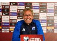 """İzlanda Teknik Direktörü Erik Hamren: """"Kazanmaya ihtiyacımız var"""""""