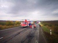 Slovakya'da yolcu otobüsü ile kamyon çarpıştı: 12 ölü, 17 yaralı