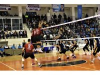 Challenge Kupası'nda Tokat Belediye Plevnespor, Kazincbarcika'ya set vermedi