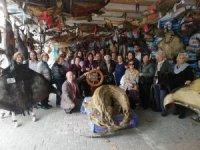 Dünyayı gezen kadınlar, Türkiye Deniz Canlıları Müzesi'nde