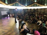 Psikolog Acar Baltaş, Üsküdar Sahil Nevmekan'da öğretmenlere seminer verdi