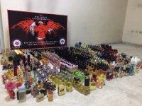 Bolu'da kaçak parfüm operasyonu: 1 gözaltı