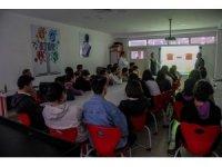 Burhaniye'de öğrencilere obezite ve diyabet eğitimi
