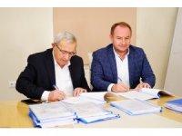 Kastamonu'da OSB ile yüklenici firma arasında protokol imzalandı