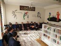 Şehit Jandarma Teğmen Şafak Evran'ın ismi kütüphanede yaşatılacak
