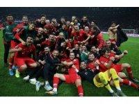 2020 Avrupa Futbol Şampiyonası Elemeleri H Grubu 9. maçında Türkiye, İzlanda ile berabere kalarak adını Avrupa Şampiyonası'na yazdırmayı garantiledi.