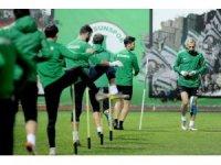 Giresunspor'da Adanaspor hazırlıkları başladı