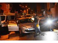 Sarıyer'de öfkeli grup husumetli olduğu kişilere kurşun yağdırdı