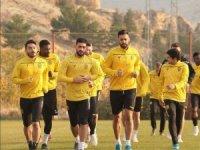 Yeni Malatyaspor'da Fenerbahçe maçı hazırlıkları sürüyor