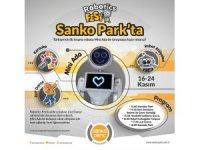 Robotıcs Fest Sanko Park'ta