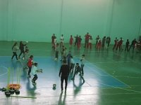 Pasinler'de spor hareketliliği