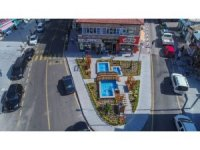 Nevşehir Belediyesi çalışıyor, kentin çehresi değişiyor