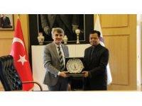 DPÜ ile Islam Negeri Üniversitesi arasında iş birliği protokolü