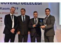 Türkiye Kimya Sanayicileri Derneği'nden Aksa Akrilik'e 50. yıl plaketi