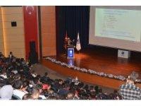 SAÜ'de 'Açık Kaynak Yazılım Stratejilerinin Önemi ve Pardus' isimli konferans düzenlendi