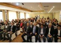 Sigorta firması Diyarbakır'da üyeleri ile bir araya geldi