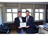 Erbaa'da, 'Sıfır Atık' projesine destek